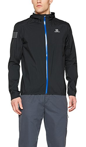 Salomon Bonatti WP Jacket M, Black, Medium