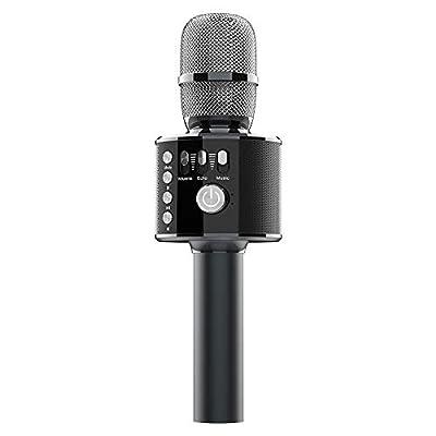 Karaoke Microphone  Xpreen Wireless Microphone Portable Microphone 16022021113802