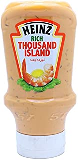 Heinz Thousand Island Salad Dressing, 400 ml