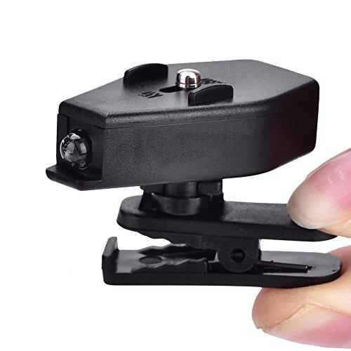 Tbest Bril Clip Light Mini LED-bril leeslamp, LED-licht clip voor brillen 1 paar LED Clip-on brillenlamp licht Mini Book leeslamp voor 's nachts Reading Fishing Appliance onderhoud - oogverzorging