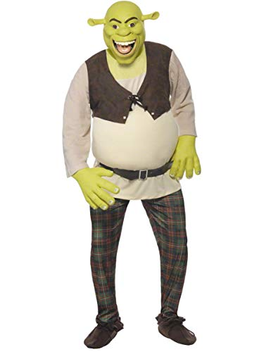 Generique - Disfraz de Shrek - L