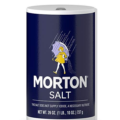 Morton Salt Regular Salt - 26 oz