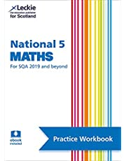 National 5 Maths: Practise and Learn SQA Exam Topics (Leckie Practice Workbook)