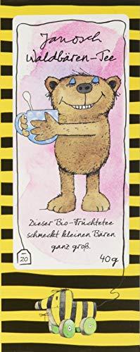 Janosch Waldbärentee Bio Kindertee, 40 g
