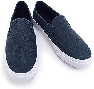 [トリーバーチ] 靴 LENNON SLIP-ON SNEAKER スニーカー スリッポン ネイビー (22158118 410 NAVY) [並行輸入品]