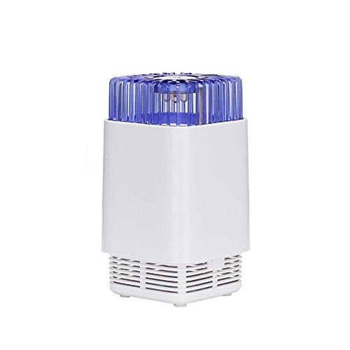 TB Huishoudelijke Draagbare USB Muggen Killer Fotokatalysator Led Muggenlamp Intelligente Stopcontact Type Muggenval Muggenmoordenaar