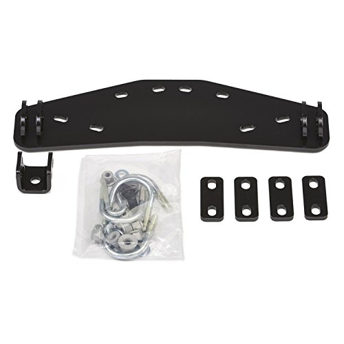 WARN 93901 ProVantage ATV Center Kit Snow Plow Mount