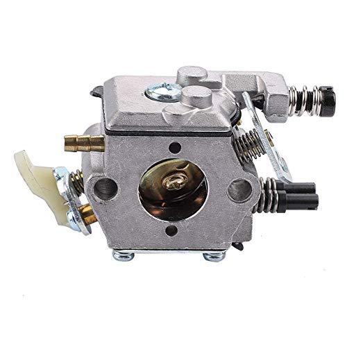 Carburador carburador piezas de repuesto para motosierra Husqvarna 51 55 sustituye a Walbro WT-170-1 WT-170 503281504.