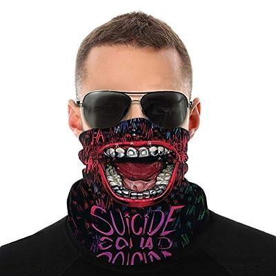 Skull Face Mask Bandanas UV Sun Mask Dust Neck Gaiter Headwear Magic Scarf Headband