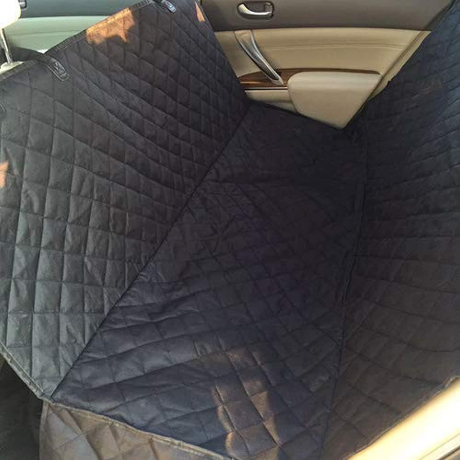 QNMM NonSlip Universal Pet Seat Covers Car Seat Cover For Dog WaterProof Predector For Pet Rear Seat Cover