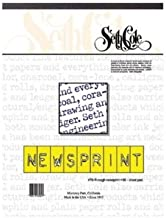 seth cole newsprint