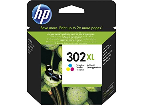 Hewlett Packard F6U67AE Cartouche d'encre d'origine Compatible avec Imprimante HP Couleur Assorties Cyan/Magenta/Yellow 943ETFY High