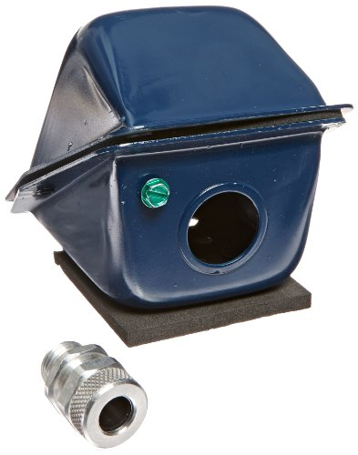 Leeson ECB175926.00 Conduit Box Required for All TEBC Units