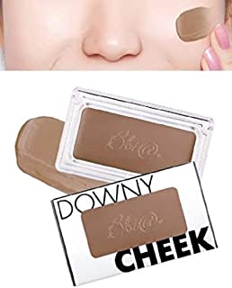 BBIA Downy Cheek #10 Downy Almond 1's -Cream blush that gives your cheek a natural flush of color.