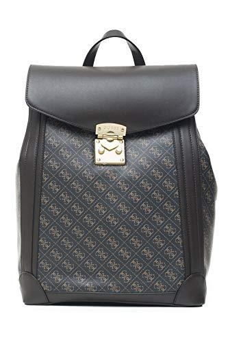 Guess Borsa zaino uomo Vintage 4g backpack colore brown UB20GU63