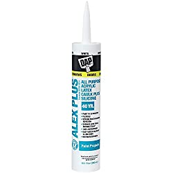 Use caulk sealant to get rid of cockroaches forever