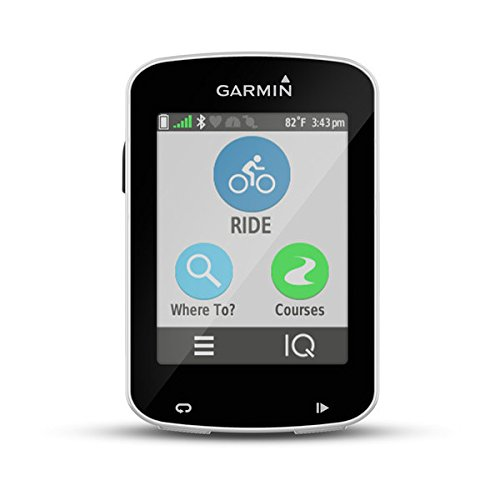 "Garmin Edge Explore 820 2.3"" Wireless bicycle computer Negro, Color blanco - ordenador para bicicletas (5,84 cm (2.3""), 200 x 265 Pixeles, Li-Ion, 15 h, -20 - 55 °C, 49 mm)"