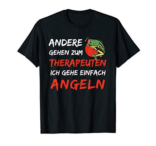 Lustiger Ich Geh Angeln Spruch Angel Kleidung Geschenkideen T-Shirt