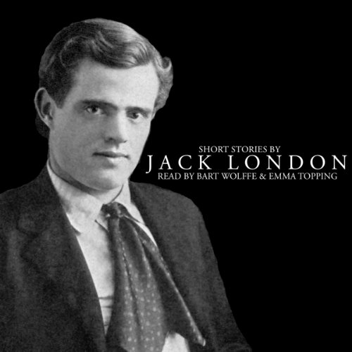 Short Stories by Jack London audiobook cover art
