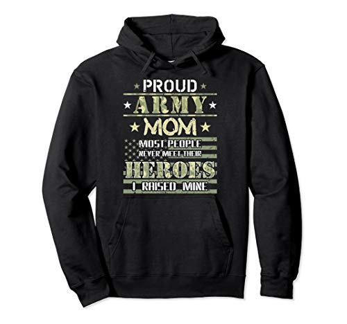 Proud Army Mom I Raised My Heroes C…