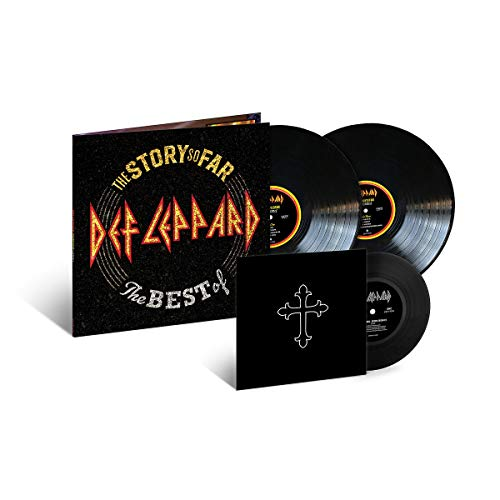 The Story So Far: the Best of Def Leppard (2lp) [Vinyl LP]