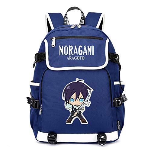 Cosstars Noragami Anime Cosplay Tasche Schultasche Rucksack 15.6