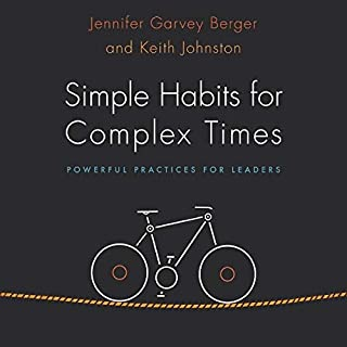 Simple Habits for Complex Times: Powerful Practices for Leaders audiobook cover art