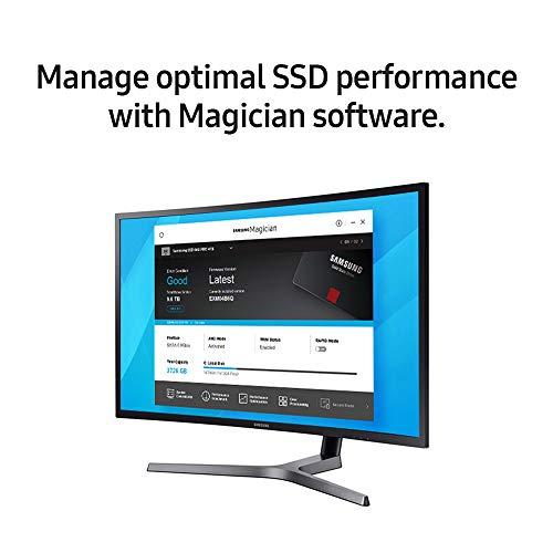 Samsung 860 PRO 256GB 2.5 Inch SATA III Internal SSD (MZ-76P256BW)