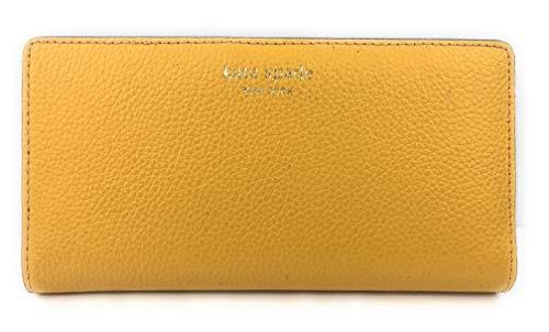 Kate Spade New York - Portafoglio sottile in pelle EVA, colore: Tuscansun