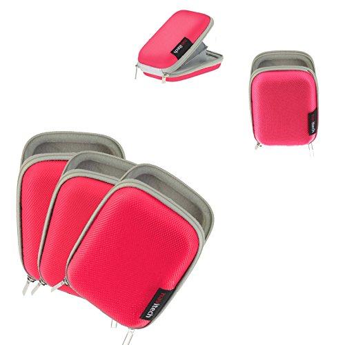Navitech rosa Fall für Sennheiser AMBEO SMART Headset