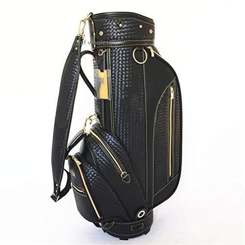 LBJN Bolso estándar del Golf de la PU de la Bolsa de Golf para Elegir Bolso del Club de Golf de 9.5 Pulgadas