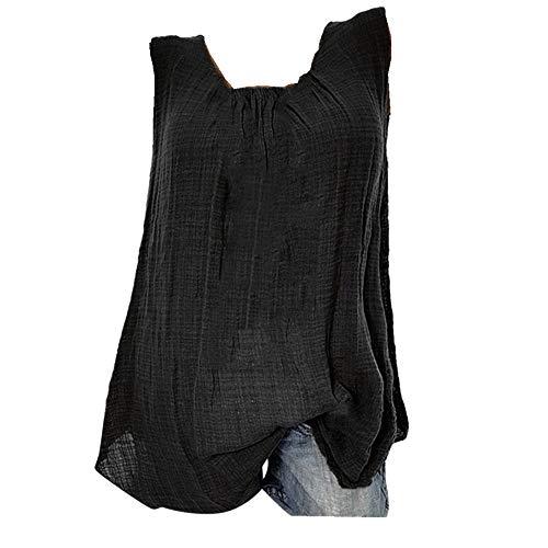TWIFER Tank Top Damen Sporttop Yoga Tank Top Ringerrücken Oberteil Laufen Fitness Funktions Shirt Sommer Shirt Cami