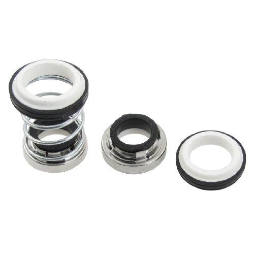 Rohr Dichtung Gummi Gleitring Dichtung 15mm für Pumpen Kohlen Gummi Metall de de