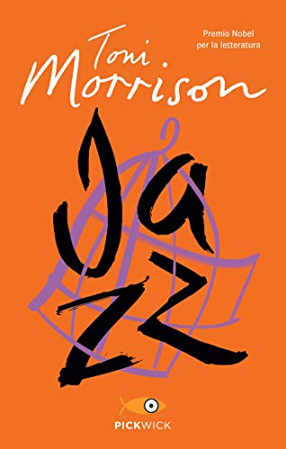 Jazz (versione italiana) eBook: Morrison, Toni, Cavagnoli, Franca ...