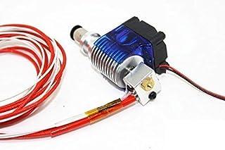 Xsentuals v6 J-Head Hotend 0.4mm Nozzle with Fan Duct (Teflon inbuilt)