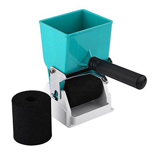 Portable colla applicatore a rullo DIY palmare rullo adesivo per falegname falegnameria colla diffusore con rivestimento dispenser colla roller adesivi efficiente, 3inches