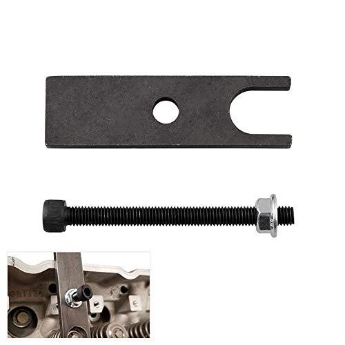 XuBa Professioneel gereedschap voor compressor met veer, universeel voor auto