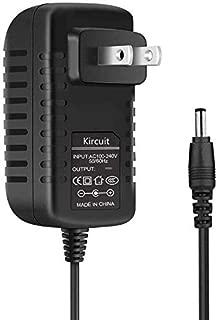 Kircuit AC Adapter for Crestron DM-RMC-100-C DM-RMC-150-S DM RMC-Scaler-C Room Control
