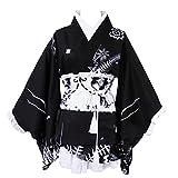 Anime Yosuga No Sora Cosplay Costumes Sora Kasugano Women Kimono Uniforms Halloween Party (M) White