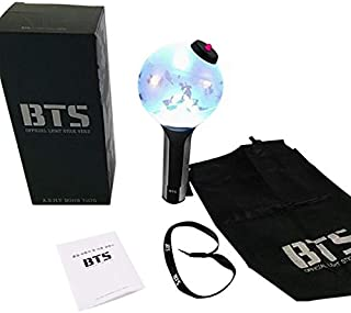 Qualified Korea Kpop Army Bomb Bts Light Stick Ver.3 Bangtan Boys Concert Glow Lamp Lightstick Gift Collection With 7card Luminous Toys Light-up Toys
