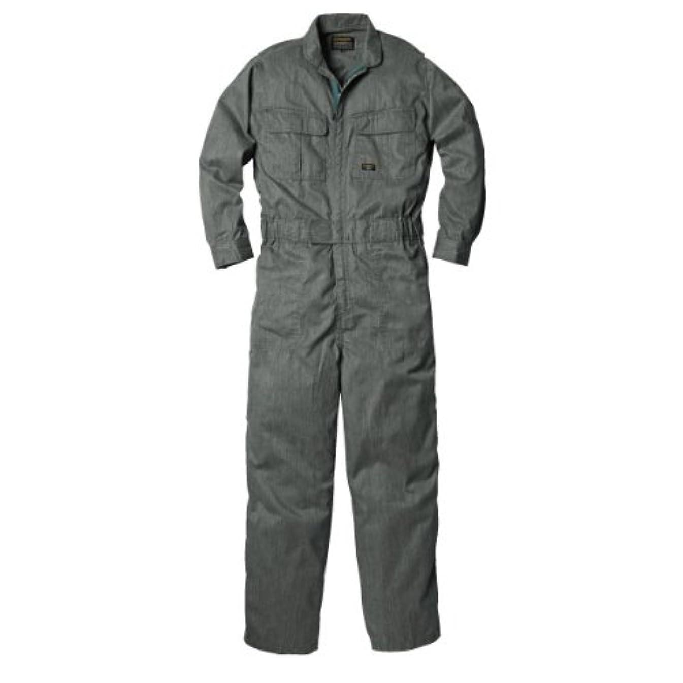 快適慣習保険(イーブンリバー) EVENRIVER (3カラー)長袖つなぎ er-8100