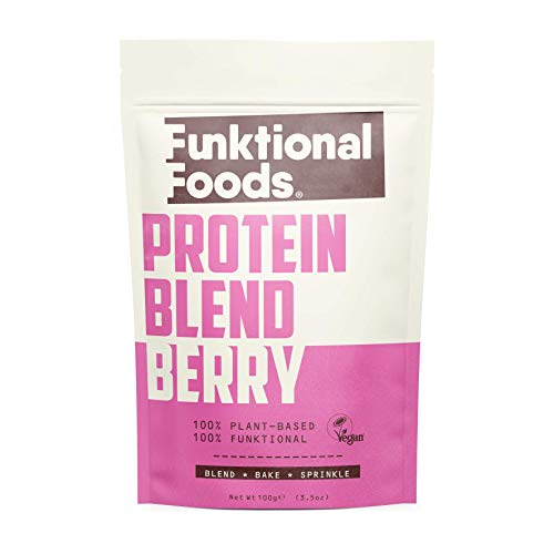 Funktional Foods Protein Blend Berry 100g