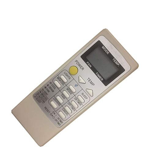 Easy Replacement Remote Control Suitable for Sharp CV-P10RC-D CV-P10RC-R CV-P10PC AC Air Conditioner