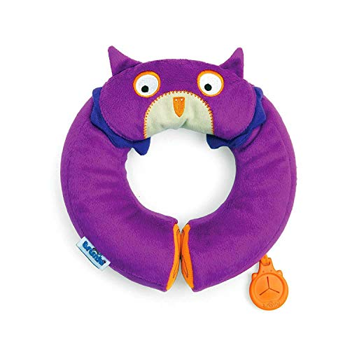 Trunki Kid's Travel Neck Pillow with Magnetic Child's...