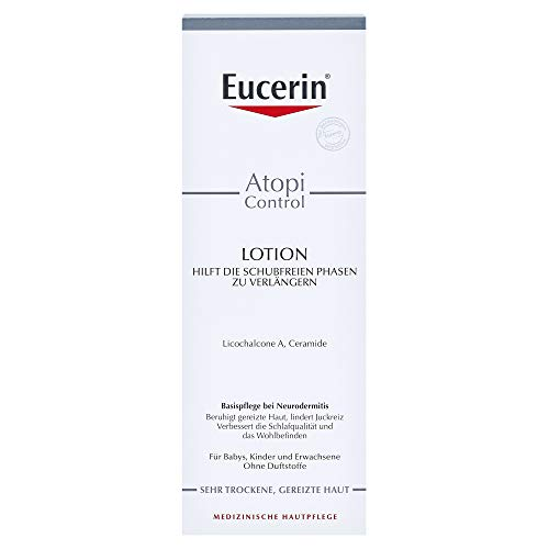 Eucerin AtopiControl Lotion, 250 ml