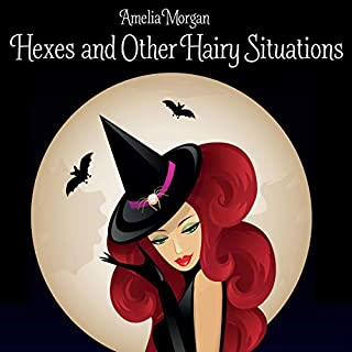 Hexes and Other Hairy Situations audiobook cover art