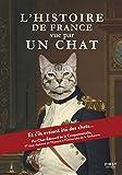 L'Histoire de France vue par un chat - Et si les Gaulois, Charlemagne, Napoléon ou encore notre président actuel avaient été des chats ?