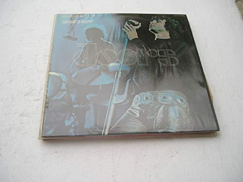 Doors, The - Absolutely Live - Elektra - 62 005, Elektra - EKS 9002 [Vinyl] U...