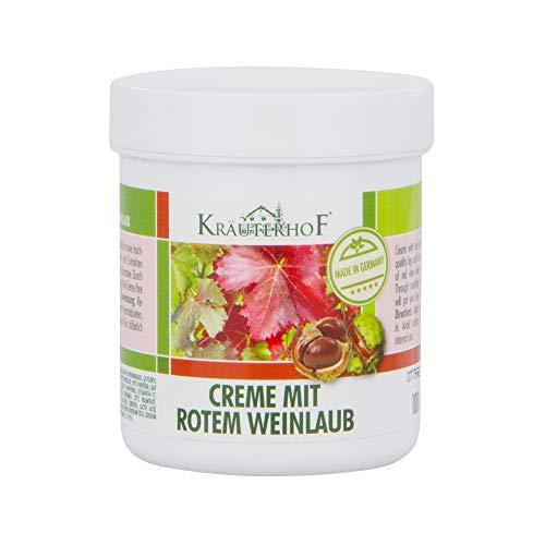 ROTES WEINLAUB Creme Kräuterhof 100 ml