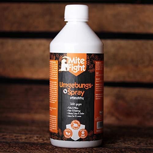 WachtelGold MiteFight Umgebungsspray 470ml - wirkt vernichtend und abwehrend gegen...